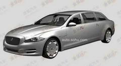 Une Jaguar XJ beaucoup plus longue pour la Chine ?