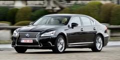 Essai Lexus LS 600h L