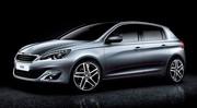Peugeot renouvelle sa 308 avec sobriété