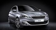 Nouvelle Peugeot 308 2013 : premières infos et photos officielles