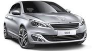 Nouvelle Peugeot 308 : elle a la Golf dans le collimateur