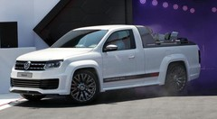 Volkswagen Amarok Power-Pickup