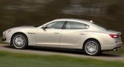 Essai Maserati Quattroporte : race limousine