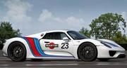 Porsche 918 Spyder : un peu de vice et beaucoup de vertu