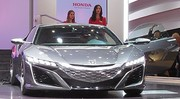 La supercar hybride d'Honda sera américaine
