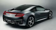 La nouvelle Honda NSX sera contruite aux Etats-Unis