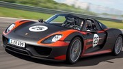 Porsche dévoile enfin la 918 hybride rechargeable