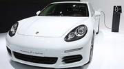 Les innovations de la Porsche Panamera S E-Hybrid rechargeable