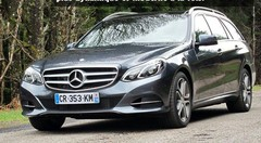 Essai Mercedes Classe E Break 350 BlueTEC : retouches de façade