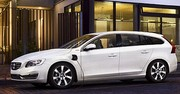 Succès inattendu pour la Volvo V60 hybride rechargeable