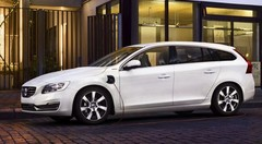 Volvo double la production de la V60 hybride rechargeable