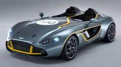 Aston Martin CC100 Speedster Concept : la cerise sur le gâteau