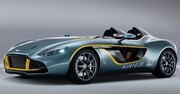 Aston Martin CC100 Speedster Concept, entre tradition et modernité