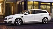 Volvo augmente sensiblement la production de la V60 Plug-in-hybrid