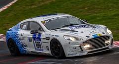 Aston Martin Rapide à hydrogène, par Alset