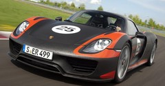Essai Porsche 918 Spyder