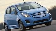 Chevrolet Spark EV : future adversaire de la Renault Zoé ?