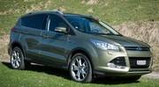 Essai Ford Kuga 2.0 TDCi : le SUV intelligent