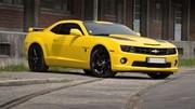 Essai Chevrolet Camaro Transformers Edition : Comme au cinéma