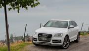 Essai Audi SQ5 TDI
