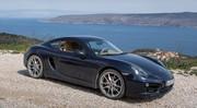 Essai Porsche Cayman S : La machine à tailler routes et virages