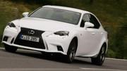 Essai Lexus IS 300h : Elle veut damer le pion aux hybrides allemandes