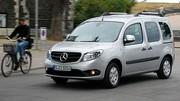 Euro NCAP : 3 étoiles pour le Mercedes Citan