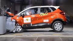 Crash-Tests EuroNCAP : Renault Captur et Chevrolet Trax à cinq étoiles