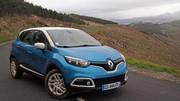 Renault Captur : 5 étoiles à l'EuroNCAP malgré des normes plus sévères