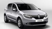 Voici les nouvelles Renault Logan et Sandero
