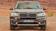 BMW X5 2013 : Aussi en 4 cylindres diesel !