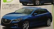 La nouvelle Mazda 3 avant l'heure
