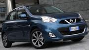 La Nissan Micra restylée dévoilée !