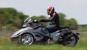 Essai Can-Am Spyder ST SM5