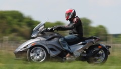 Essai Can-Am Spyder ST SM5