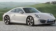 Nouveauté : Porsche 911 50th anniversary edition