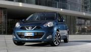 Nissan Micra retouchée
