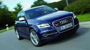 Essai Audi SQ5 TDI 313 ch : Le diesel n'est pas mort