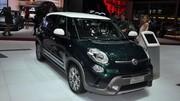 Fiat 500L Trekking : les tarifs