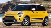 La Fiat 500L Trekking dévoile ses tarifs