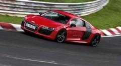 Audi R8 e-tron : j'ai conduit la voiture d'Iron Man
