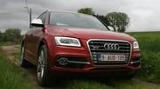 Essai Audi SQ5 TDI : Un mazout qui dépote !