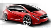 La petite Tesla arrivera en 2016 au prix de la Leaf mais avec 320 km d'autonomie