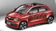 Renault Twingo 2014 : moteur arrière et cinq portes