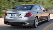 Futures Mercedes S63 et 65 AMG : Double ration de démesure