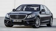 Mercedes Classe S Coupé (2013) : présentée sous forme de concept à Francfort ?