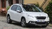 Peugeot 2008 1.6 e-Hdi 115 Feline Cuivre : un félin urbain qui cache son jeu