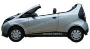 Bolloré Bluecar Cabrio : L'Autolib à l'air libre ?