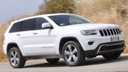 Essai Jeep Grand Cherokee : look hors normes et prestations standard