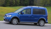 Volkswagen Cross Caddy : les tarifs